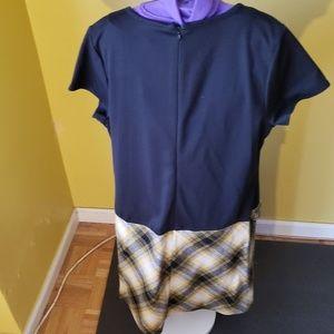 LOFT Dresses - Mixed media dress